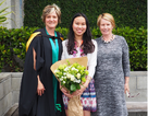 Nữ sinh Việt đạt giải thưởng danh giá nhất dành cho học sinh ở New Zealand