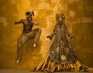 Kinh ngạc tác phẩm của danh hoạ Gustav Klimt tái hiện bằng người mẫu thật