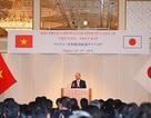 """Thủ tướng:""""Đưa hàng made in Vietnam sang Nhật nhiều hơn"""""""