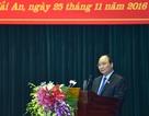"""Thủ tướng: Xử lý vụ việc ông Vũ Huy Hoàng """"chặt chẽ, kiên quyết, nghiêm túc, có lý, có tình"""""""