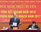 Thủ tướng: Thiên tai nặng nề gây thiệt hại 1,7 tỷ USD trong năm 2016