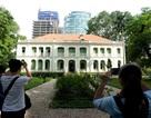 Cận cảnh tòa nhà Tổng lãnh sự Pháp 150 tuổi tại TPHCM