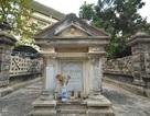 """""""Mục sở thị"""" ngôi mộ trăm tuổi kiểu Châu Âu ở ngoại thành Sài Gòn"""