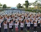 Gần 1.000 bạn trẻ nhảy flashmob vì môi trường