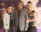 NSND Quang Thọ đèo vợ đến mừng học trò ra mắt album