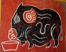 """Làm sống lại """"hồn"""" tranh Việt trong dòng chảy văn hoá đương đại"""