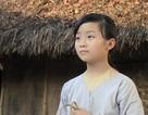 Diễn viên 10 tuổi kể chuyện hậu trường vào vai người vợ nhí