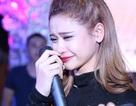 Trương Quỳnh Anh khóc như mưa trong tiệc sinh nhật sớm