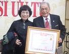 Điều ít biết về nghệ sỹ được phong tặng NSƯT ở tuổi 90