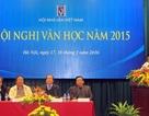 Lần đầu tiên tổ chức Hội nghị Văn học năm 2015 tại Bảo tàng Văn học Việt Nam