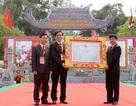 Lễ hội đền Hát Môn nhận bằng Di sản văn hoá phi vật thể quốc gia