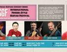 Liên hoan guitar quốc tế dòng fingerstyle tại Việt Nam