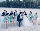 Hé lộ ảnh cưới lung linh của MC thời tiết đẹp nhất VTV