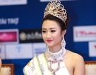 Tân Hoa hậu Bản sắc Việt nói gì khi đọc sai câu hỏi ở phần ứng xử?
