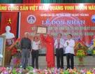 Trao kỷ lục Việt Nam cho dòng họ có tới 18 Quận công