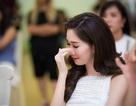 Đặng Thu Thảo bật khóc trước vở kịch ngắn của thí sinh Hoa hậu Việt Nam