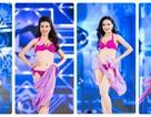Màn trình diễn áo tắm của 10 cô gái đẹp nhất Hoa hậu Việt Nam 2016