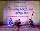 Ca nương 7 tuổi gây bất ngờ tại Liên hoan Ca trù Hà Nội 2016
