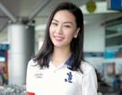 Siêu mẫu Phạm Thuỳ Linh dự thi Hoa hậu Du lịch quốc tế 2016
