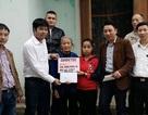 Tiếp tục trao hơn 26 triệu đồng đến em Lê Thị Linh