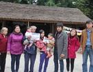Trao thêm gần 54 triệu đồng tới hoàn cảnh chị Võ Thị Lương