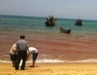 """Chuyên gia quốc tế căng mình truy tìm """"thủ phạm"""" khiến cá chết"""