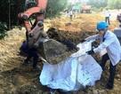 Kiểm tra mẫu nước, khai quật toàn bộ lô chất thải đã chôn lấp của Formosa