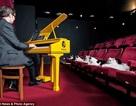 Kỳ lạ buổi hòa nhạc dành riêng cho những chú mèo