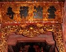 """""""Thơ tục"""" xuất hiện ở ngay chính điện thờ Phật hoàng Trần Nhân Tông"""