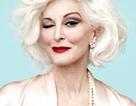 Các cụ già sành điệu gây sốt trong làng mẫu thời trang 2014