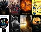 """12 bộ phim """"bom tấn"""" sẽ công phá phòng vé năm 2015"""