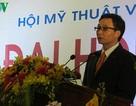 Phó Thủ tướng Vũ Đức Đam dự Đại hội Hội Mỹ thuật Việt Nam