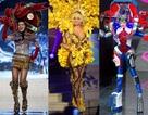 Những bộ trang phục dân tộc kỳ quái ở các cuộc thi sắc đẹp