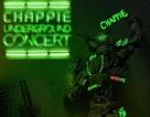 """Dàn nghệ sĩ Underground """"thiêu rụi"""" sân khấu Chappie Concert"""