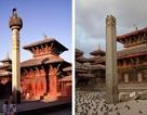 """Hình ảnh văn hóa - lịch sử của Nepal """"tang thương"""" sau động đất"""