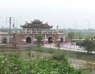 Di tích quốc gia Đền Trần tại Thái Bình xuất hiện 6 tấm bia đá lạ