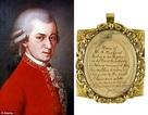 Một lọn tóc của Mozart có giá... 332 triệu đồng