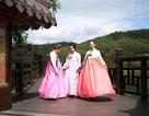 Khoảnh khắc đẹp của Hồng Ánh, Jennifer Phạm và Minh Hằng trên đất Hàn