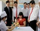 95% trẻ em được tiêm sởi – rubella