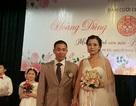 """Đám cưới """"như mơ"""" tại bệnh viện của người phụ nữ mắc bệnh tan máu bẩm sinh"""