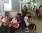 Ùn ùn trẻ nhập viện, bệnh hô hấp bước vào giai đoạn đỉnh điểm