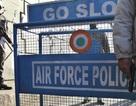 Căn cứ quân sự Ấn Độ bị tấn công