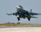 Nga tấn công 1.100 mục tiêu khủng bố ở Syria