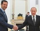 Ông Putin để ngỏ khả năng cho Tổng thống Syria tị nạn ở Nga