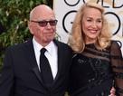 Trùm truyền thông Anh Rupert Murdoch kết hôn ở tuổi 84