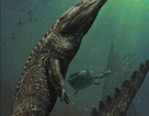 Phát hiện hóa thạch cá sấu khổng lồ ở sa mạc Sahara