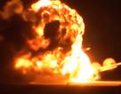 Xuất hiện video máy bay ném bom Tu-95 của Nga nổ ngay trên đường băng