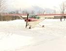 Máy bay Mỹ hạ cánh khẩn cấp do động cơ đóng băng