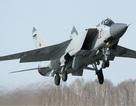 Chiến đấu cơ MiG-31 của Nga rơi ở Siberia