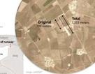 Hé lộ đường băng Mỹ chuyên dùng cho chiến dịch đánh IS